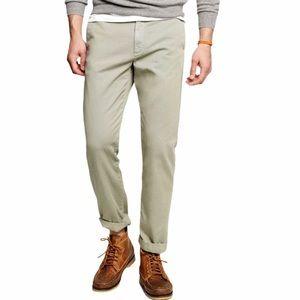 J. Crew Urban Slim Fit Khaki Pants